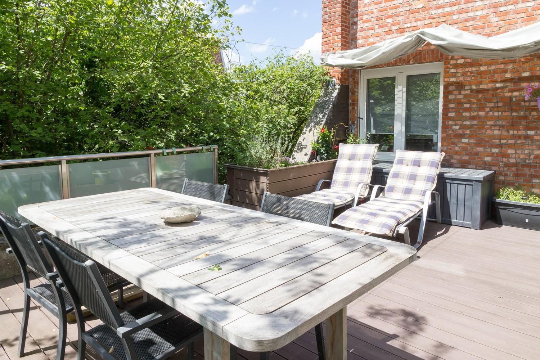 Halfopen woning met praktijkruimte/kantoor op een zeer centrale locatie te Wijnegem! afbeelding 25