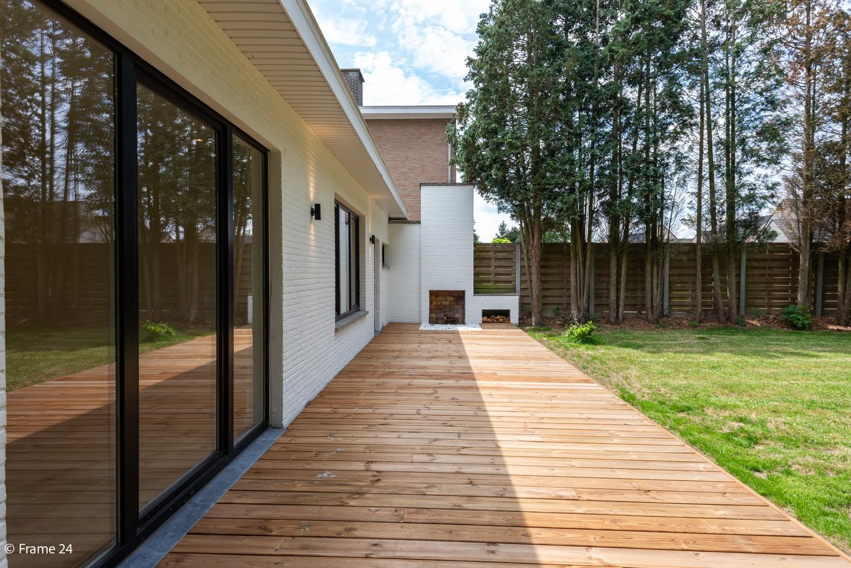 Prachtig gerenoveerde laagbouwvilla met 2 slaapkamers op een rustige locatie in Pulderbos afbeelding 17