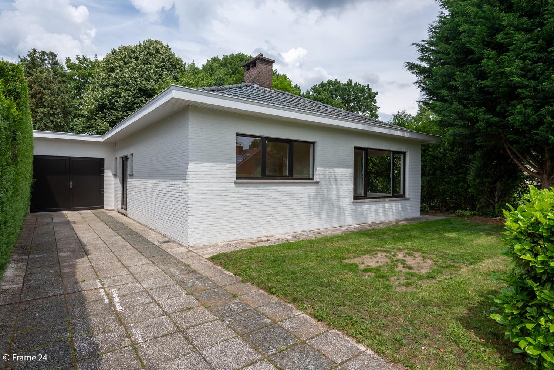 Prachtig gerenoveerde laagbouwvilla met 2 slaapkamers op een rustige locatie in Pulderbos afbeelding 2