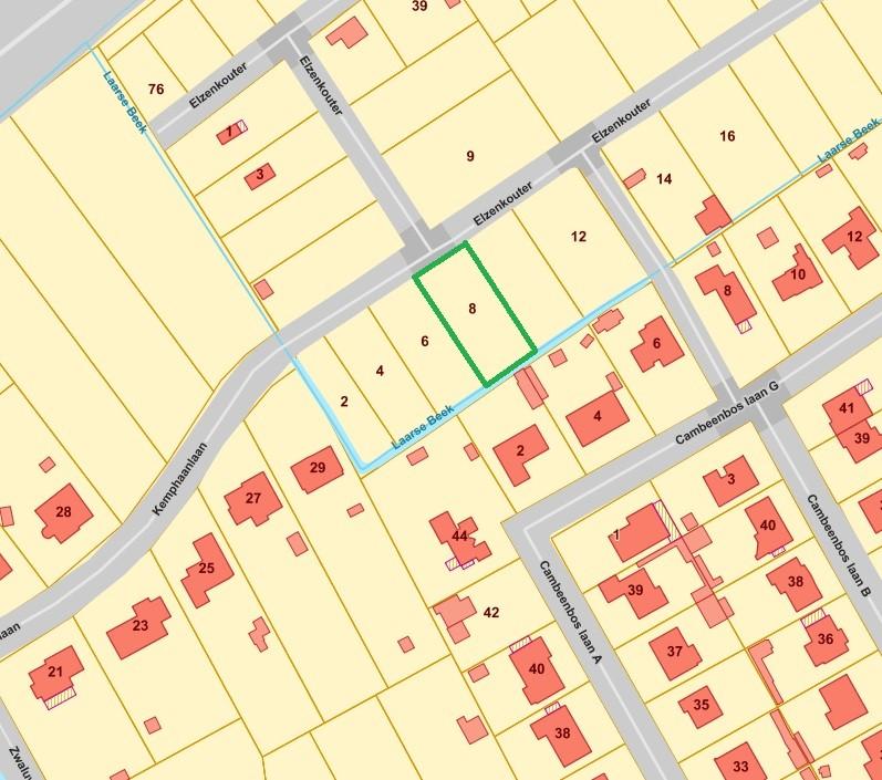 Grond (1.000 m²) op centrale ligging te Sint-Job-in-'t-Goor! afbeelding 3