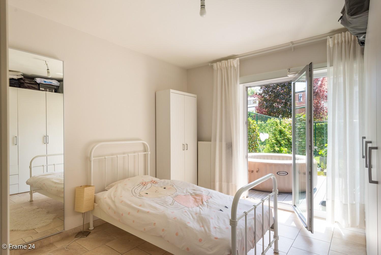 Ruim gelijkvloers appartement met 2 slks én tuin op zeer gegeerde locatie te Berchem! afbeelding 8