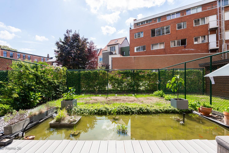 Ruim gelijkvloers appartement met 2 slks én tuin op zeer gegeerde locatie te Berchem! afbeelding 9