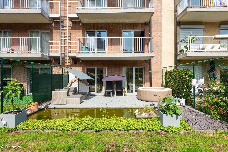 Ruim gelijkvloers appartement met 2 slks én tuin op zeer gegeerde locatie te Berchem! afbeelding 10