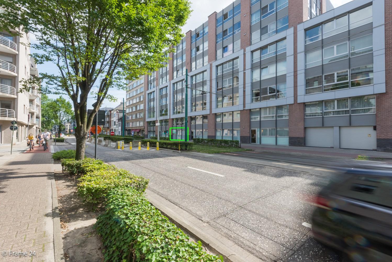 Ruim gelijkvloers appartement met 2 slks én tuin op zeer gegeerde locatie te Berchem! afbeelding 13