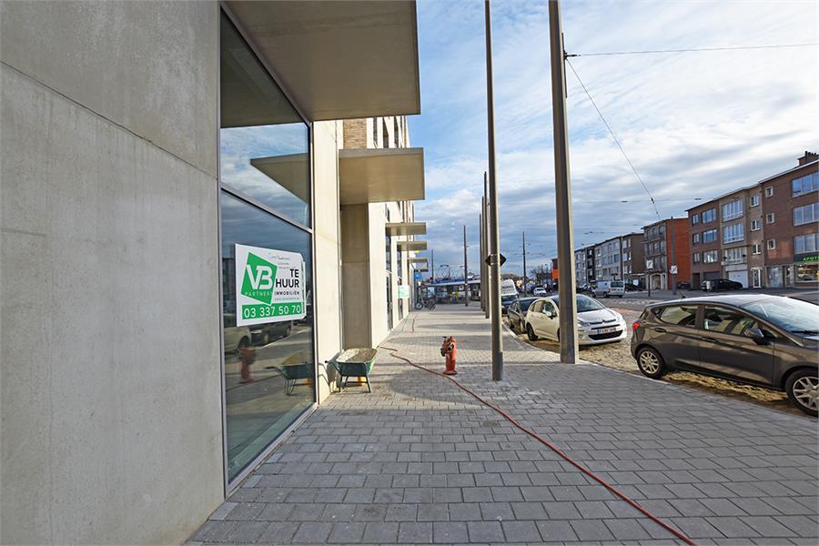 Commerciële ruimte op een zeer visibele locatie te Deurne-Zuid! afbeelding 4