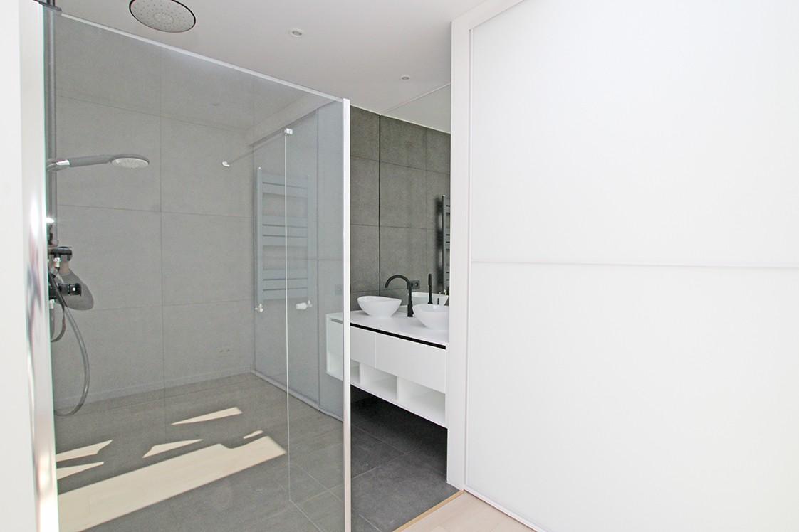 Stijlvol gerenoveerd appartement met twee slaapkamers en prachtig terras (28 m²) in het hartje van Antwerpen! afbeelding 11