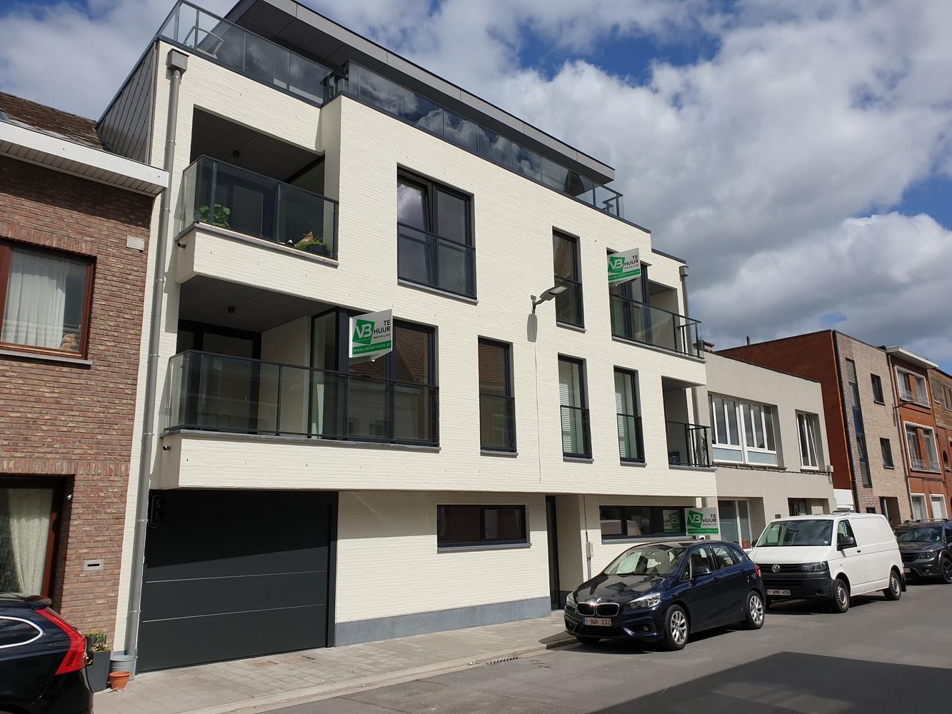 Prachtig nieuwbouwappartement op de gelijkvloerse verdieping met tuin en garagebox te Klein Willebroek! afbeelding 1