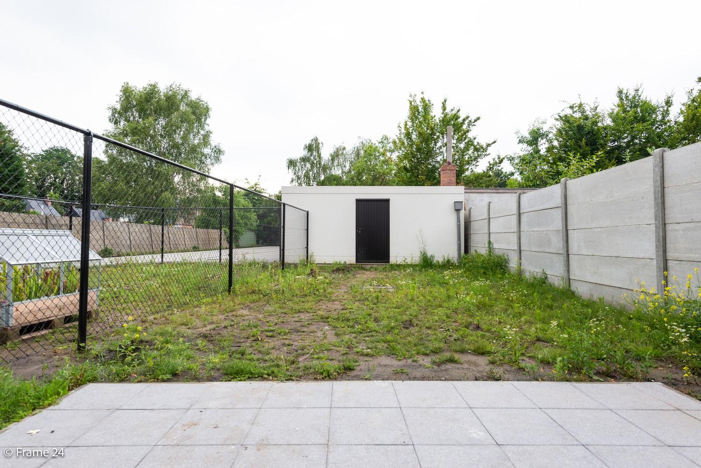 Prachtig nieuwbouwappartement op de gelijkvloerse verdieping met tuin en garagebox te Klein Willebroek! afbeelding 13
