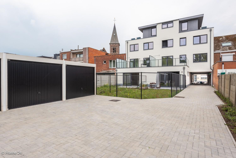Prachtig nieuwbouwappartement op de gelijkvloerse verdieping met tuin en garagebox te Klein Willebroek! afbeelding 11