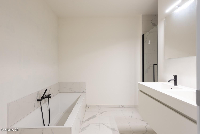 Prachtig nieuwbouwappartement op de gelijkvloerse verdieping met tuin en garagebox te Klein Willebroek! afbeelding 6