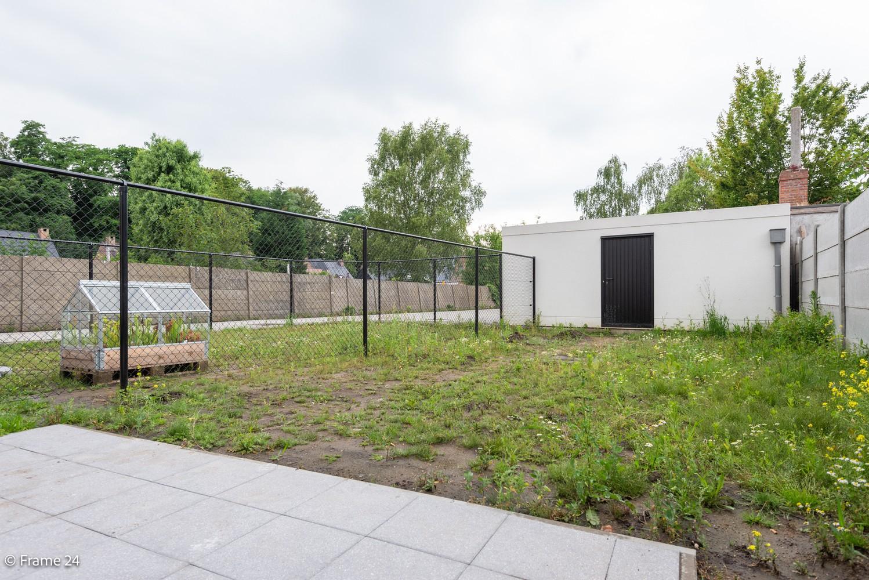 Prachtig nieuwbouwappartement op de gelijkvloerse verdieping met tuin en garagebox te Klein Willebroek! afbeelding 12