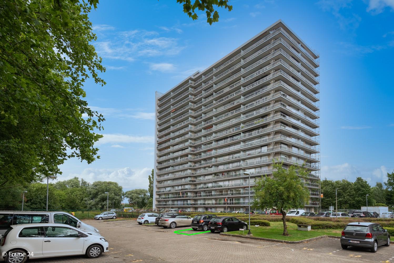 Verzorgd appartement met twee slaapkamers en ruim terras op de grens Deurne-Borgerhout. afbeelding 15