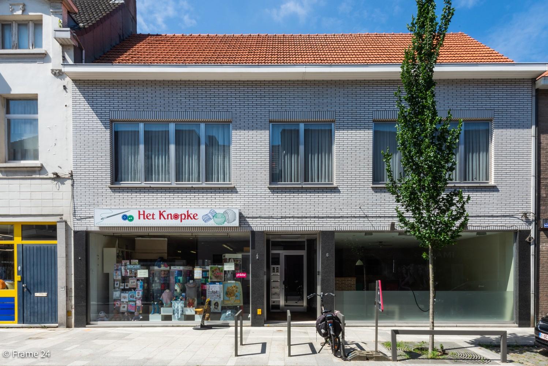 Handelsruimte (208 m²) op commerciële locatie te Ekeren! afbeelding 1