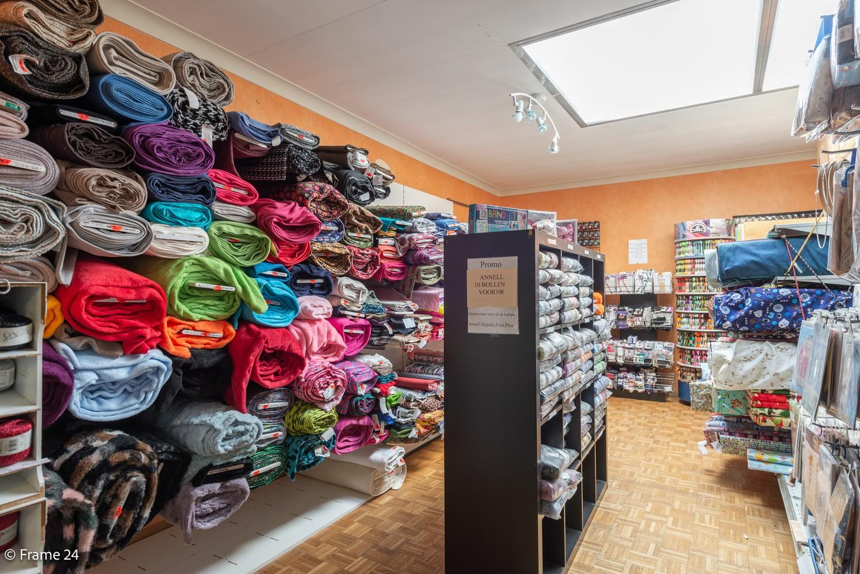 Handelsruimte (208 m²) op commerciële locatie te Ekeren! afbeelding 20