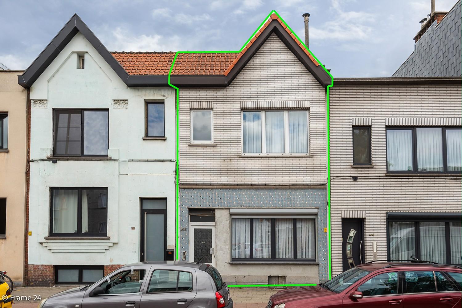 Eengezinswoning (120 m²) met 3 slks op centrale ligging te Deurne! afbeelding 2