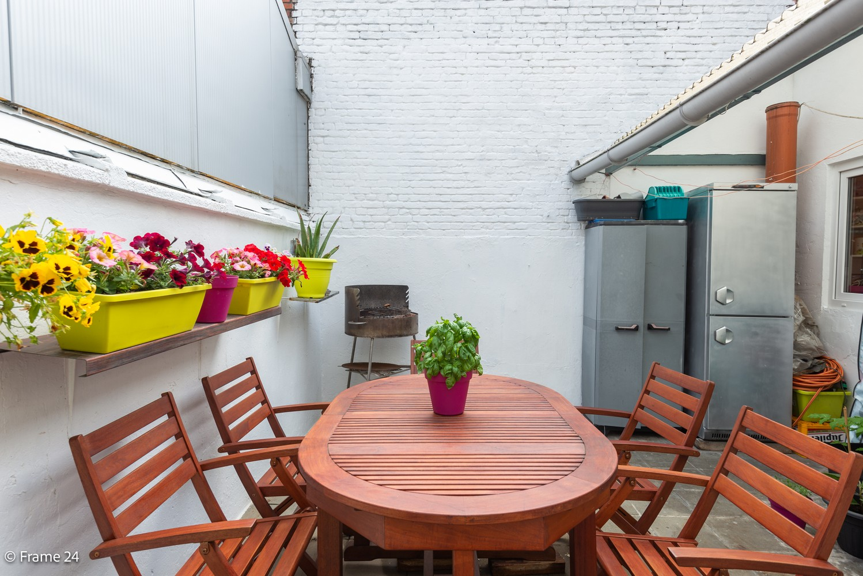 Deels te renoveren woning (150 m²) met 4 slks te Antwerpen! afbeelding 9