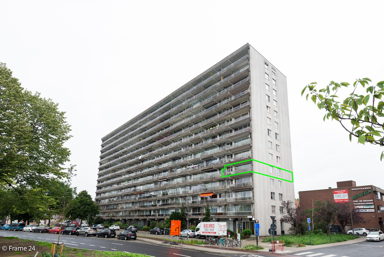 Ruim  en licht appartement (93 m²) met 3 slaapkamers op centrale locatie te Borgerhout! afbeelding 16