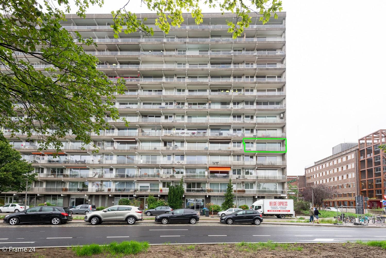 Ruim  en licht appartement (93 m²) met 3 slaapkamers op centrale locatie te Borgerhout! afbeelding 17