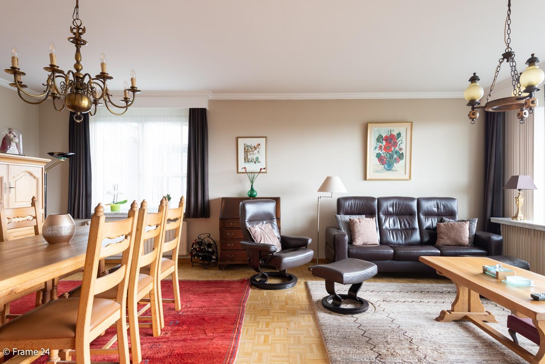 Ruim  en licht appartement (93 m²) met 3 slaapkamers op centrale locatie te Borgerhout! afbeelding 7