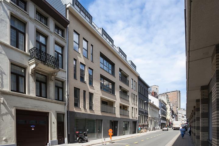 Nieuw en stijlvol duplex-appartement met luxueuze afwerking en riant dakterras (40 m²) te Antwerpen! afbeelding 20