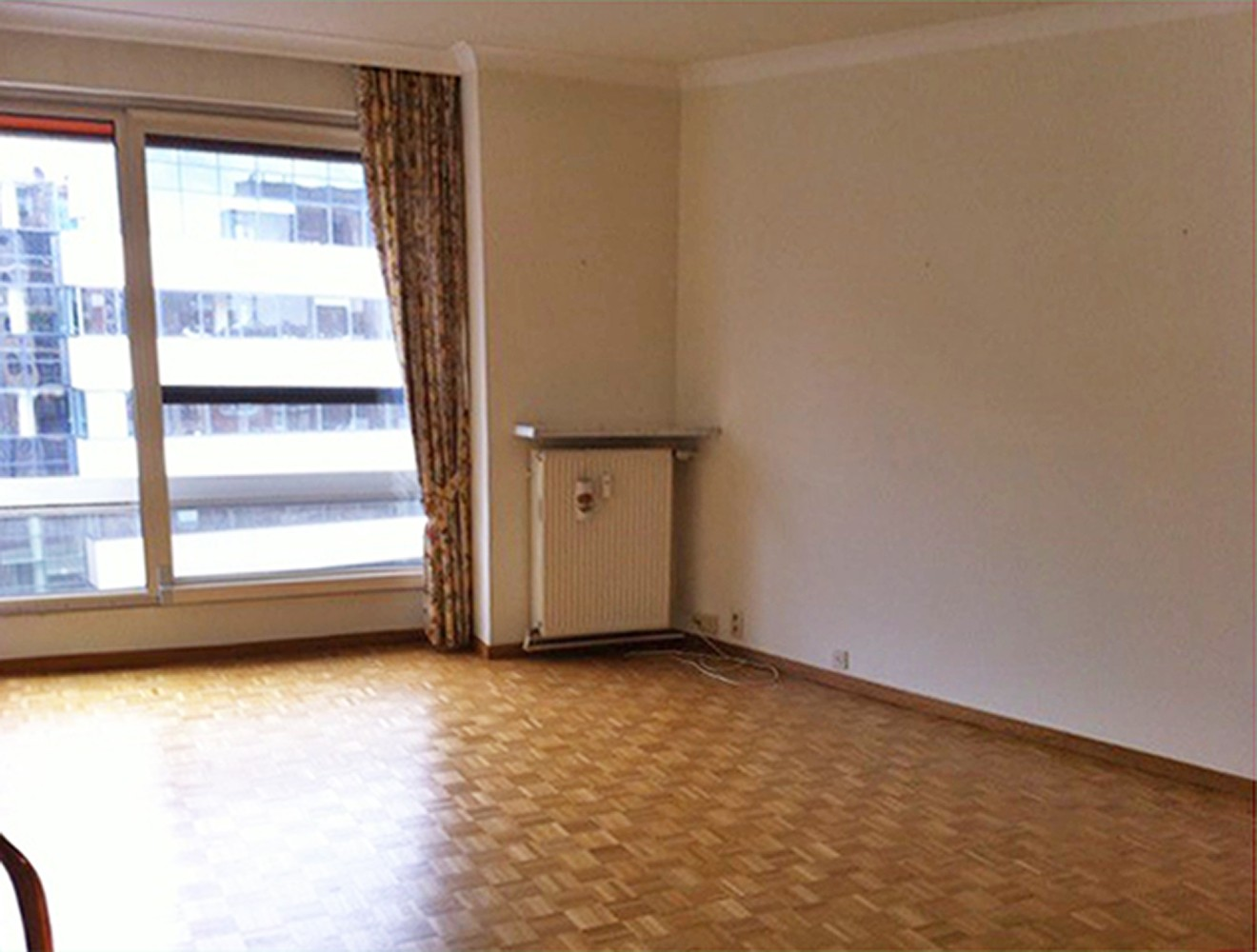 Goed onderhouden verhuurde serviceflat (58 m²) in vooraanstaande residentie te Antwerpen! afbeelding 11