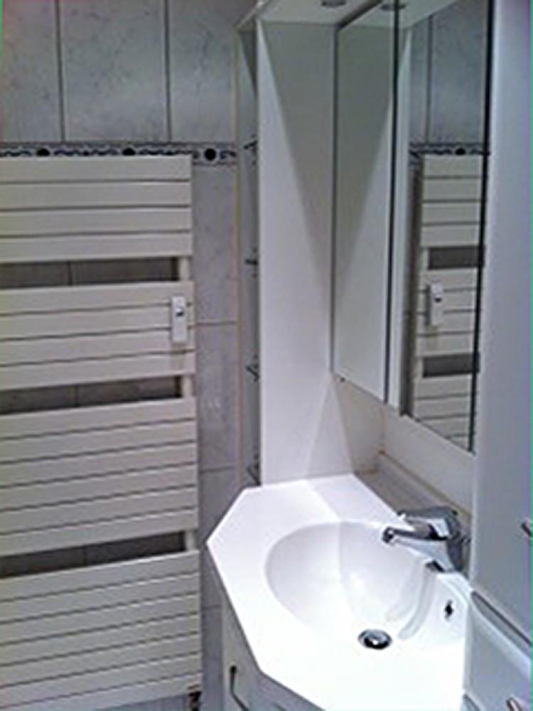 Goed onderhouden verhuurde serviceflat (58 m²) in vooraanstaande residentie te Antwerpen! afbeelding 13