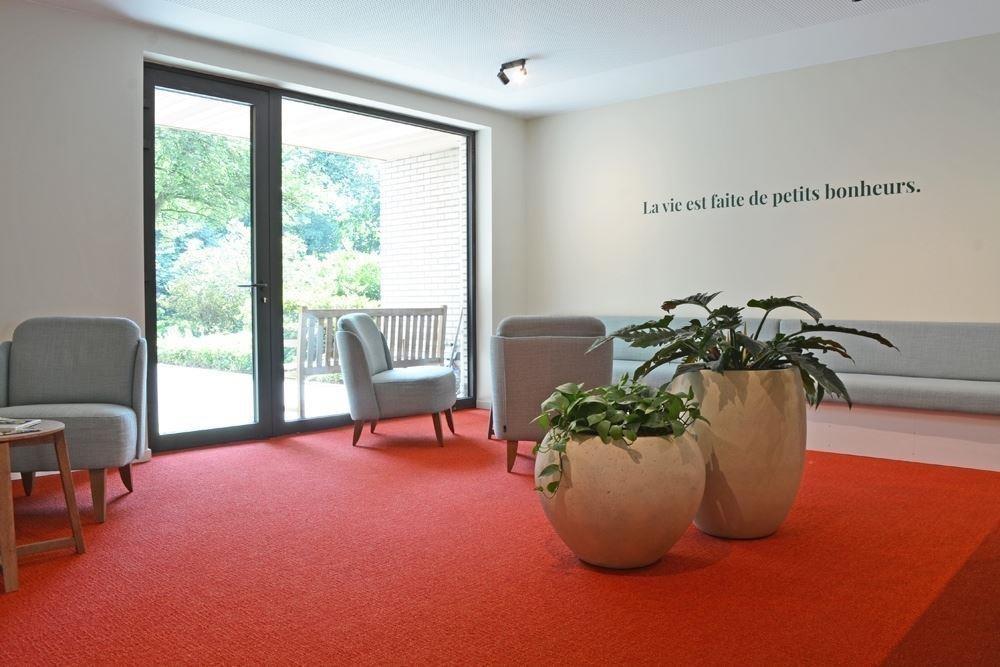 Goed onderhouden verhuurde serviceflat (58 m²) in vooraanstaande residentie te Antwerpen! afbeelding 3