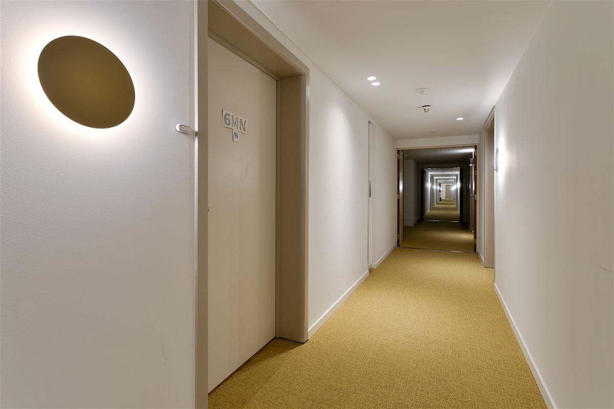 Goed onderhouden verhuurde serviceflat (58 m²) in vooraanstaande residentie te Antwerpen! afbeelding 6