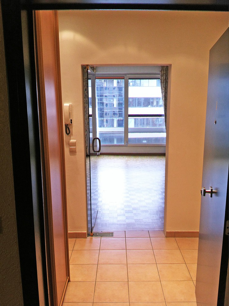 Goed onderhouden verhuurde serviceflat (58 m²) in vooraanstaande residentie te Antwerpen! afbeelding 7