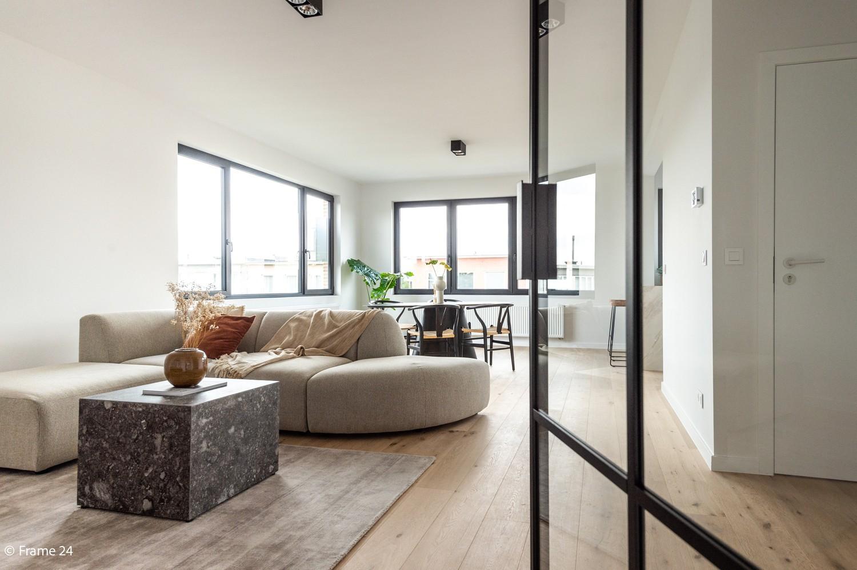 Gerenoveerd & stylish appartement te Edegem! afbeelding 6
