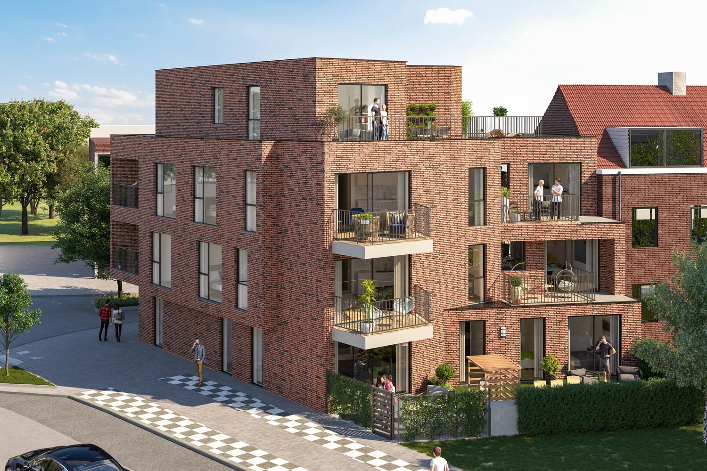 Gelijkvloers appartement met drie slaapkamers in een hedendaags nieuwbouwproject te Deurne! afbeelding 5