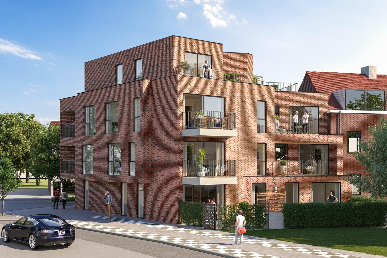 Gelijkvloers appartement met drie slaapkamers in een hedendaags nieuwbouwproject te Deurne! afbeelding 8