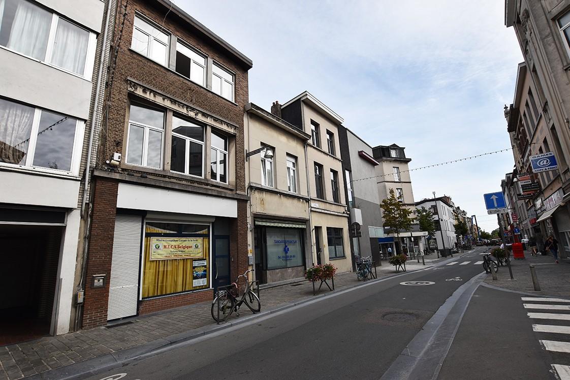 Handelsruimte (70 m²) op het gelijkvloers gelegen op een centrale locatie in Berchem! afbeelding 5