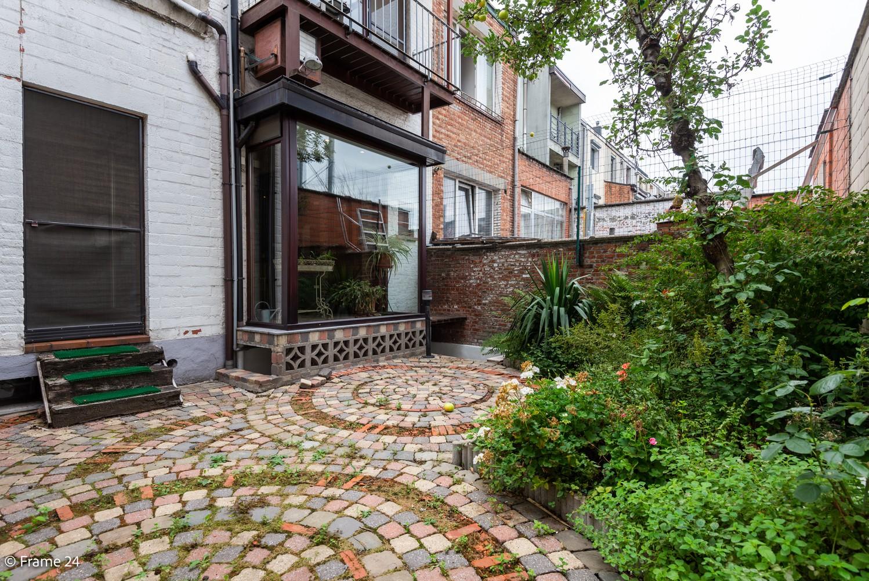 Handelspand met ruime woonst (230 m²) op centrale ligging te Deurne! afbeelding 29