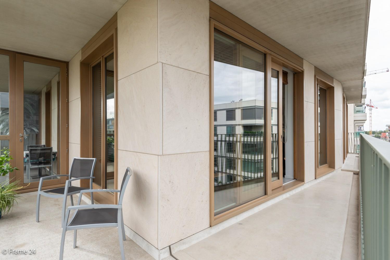 Riant luxe-appartement (160 m²) op het hippe Nieuwe Zuid te Antwerpen! afbeelding 20