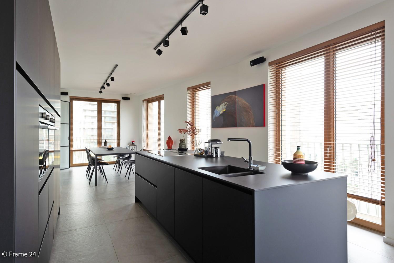 Riant luxe-appartement (160 m²) op het hippe Nieuwe Zuid te Antwerpen! afbeelding 6