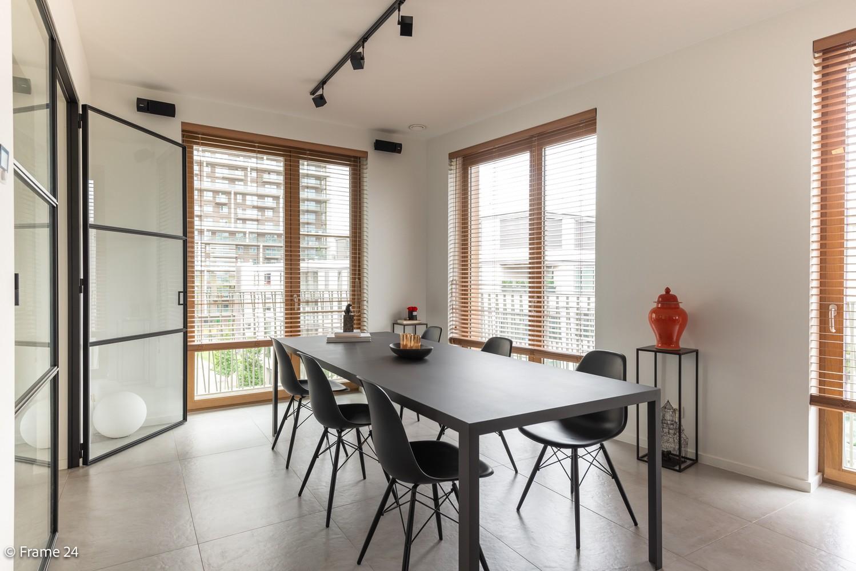 Riant luxe-appartement (160 m²) op het hippe Nieuwe Zuid te Antwerpen! afbeelding 9