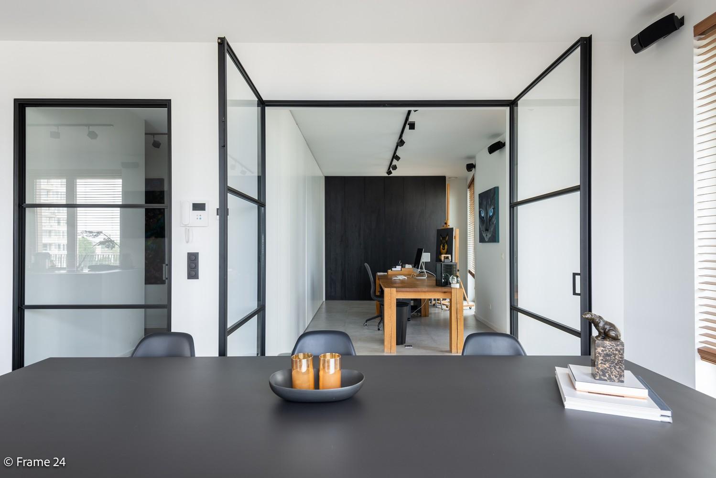 Riant luxe-appartement (160 m²) op het hippe Nieuwe Zuid te Antwerpen! afbeelding 10