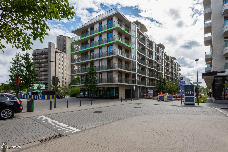 Riant luxe-appartement (160 m²) op het hippe Nieuwe Zuid te Antwerpen! afbeelding 2