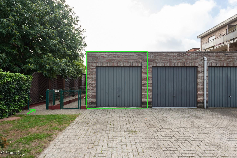 Ruim gelijkvloers appartement met 2 slaapkamers op een centrale locatie in Wijnegem! afbeelding 19
