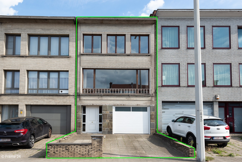 Bel-étage met 3 slaapkamers op een centrale locatie in Wommelgem! afbeelding 1