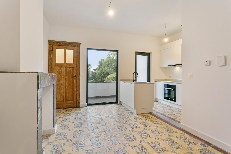Stijlvol gerenoveerd appartement met één slaapkamer en terras te Merksem! afbeelding 3