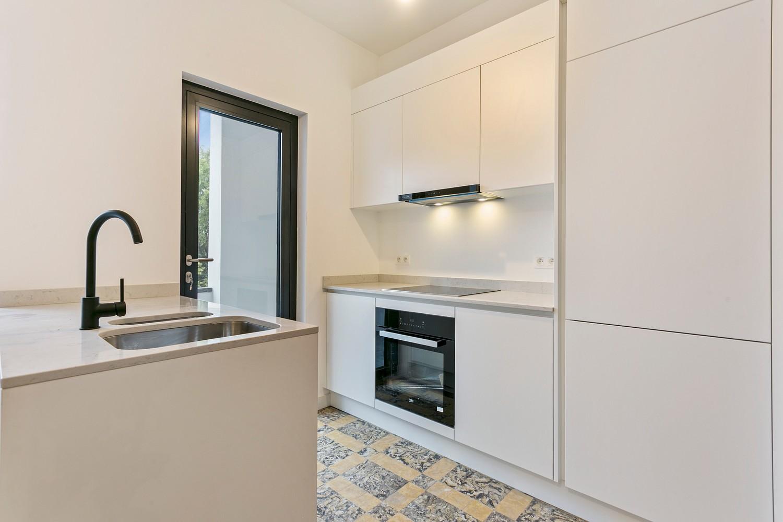 Stijlvol gerenoveerd appartement met één slaapkamer en terras te Merksem! afbeelding 4