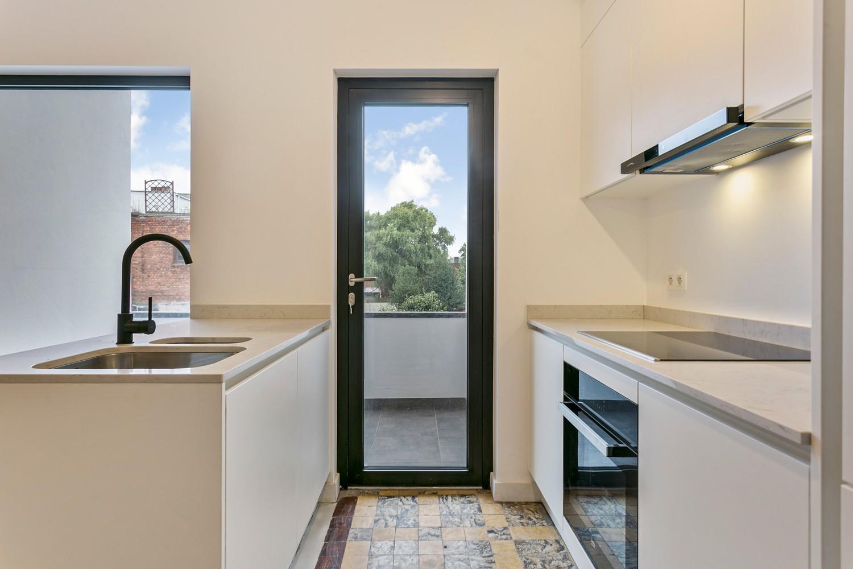 Stijlvol gerenoveerd appartement met één slaapkamer en terras te Merksem! afbeelding 5