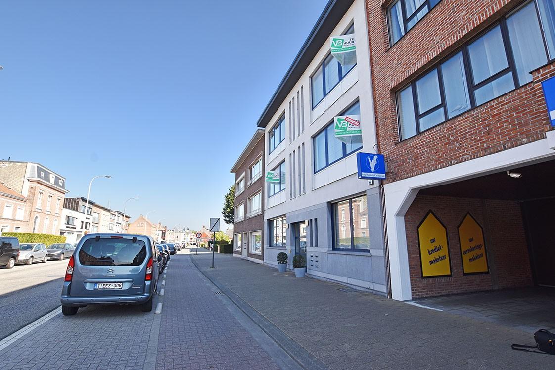 Zeer verzorgd appartement met twee slaapkamers op uiterst centrale locatie te Wijnegem! afbeelding 1