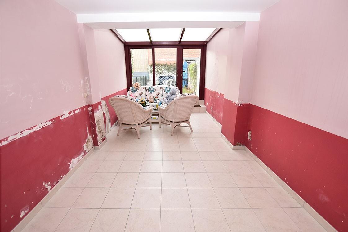 Deels te renoveren Confortawoning met twee slaapkamers en tuin te Deurne! afbeelding 4