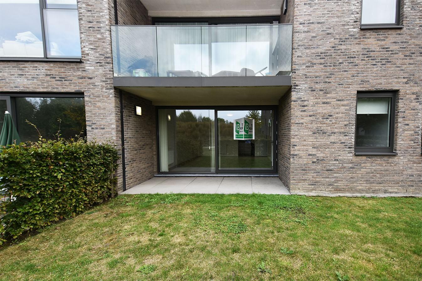 Recent gelijkvloers appartement met twee slaapkamers en tuin te Wijnegem! afbeelding 3
