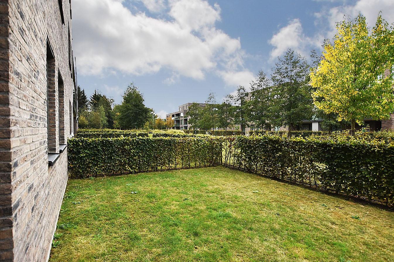 Recent gelijkvloers appartement met twee slaapkamers en tuin te Wijnegem! afbeelding 11