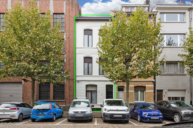 Vergund opbrengsteigendom met interessant rendement 6 woonunits op goede ligging te Antwerpen! afbeelding 1