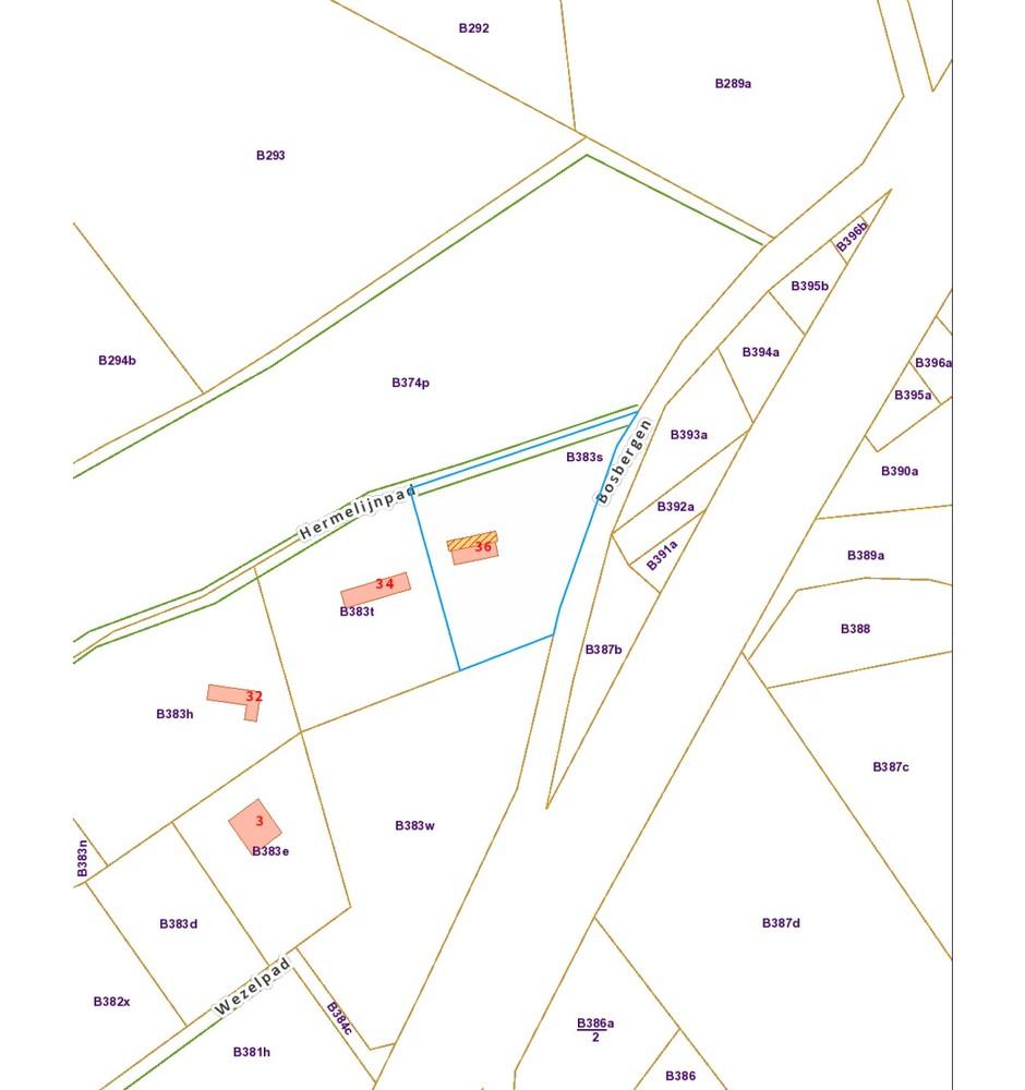 Zuid-georiënteerd perceel recreatiegrond van 1.450 m² te Herentals! afbeelding 3